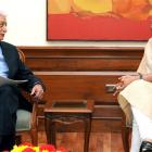 Wipro chairman Azim Premji calls on Modi