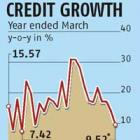 Bank credit growth likely to fall to 20-year low