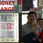 China lets yuan fall again, Asia might see more pain