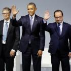 Climate deal needed if Bill Gates' billions are to help poor nations