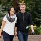 Zuckerberg  &  wife to donate 99% of Facebook shares to charity