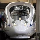 High-speed Mumbai-Ahmedabad train this year?