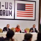 India-US Business Summit: What Obama, Modi said