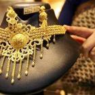 Gold remains up on global cues, wedding season buying