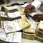 Rupee edges up 11 paise against dollar