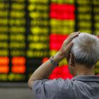 Asian shares slip amid worst slump in China's manufacturing sector