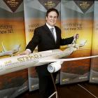 Etihad beats Gulf rivals to be fastest growing foreign airline