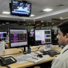 Markets trading flat; corporate earnings in focus