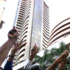 Sensex reclaims 28,000; Dr Reddy's Labs falls 8%, Tata Motors up 2%