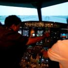 'Don't operate flights with contract commanders'