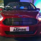 Ford unveils Figo Aspire, to launch in June 2015