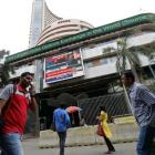 Sensex in red; HUL up 2%, metal shares slip