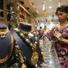 Indian gold demand seen falling to 8-year low in festive quarter