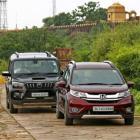 Mahindra Scorpio Vs Honda BR-V: Which is the better SUV?