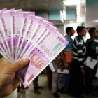 Rupee takes a pause after 3-day rally; down 6 paise