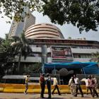 M-cap of BSE-listed firms hits record high of Rs 108 lakh crore