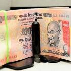 Rupee extends gains for 4th day vs dollar, ends up by 2 paisa