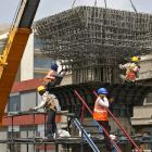 India's infrastructure output growth hits 5-month low