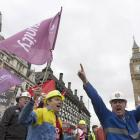 UK plans unique pension deal for Tata Steel UK