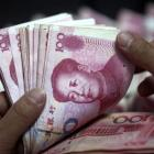 China's yuan falls to 6th place among most-used world currencies