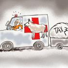 Why do we pay taxes, Mr Modi?