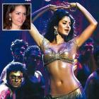 'Katrina has the best body for belly dancing'