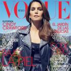 Cindy Crawford sets Spring trend with Vogue cover