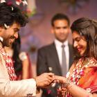 PIX: Chiranjeevi's son Ram Charan's grand engagement