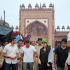 Pix: Katrina pays a visit to Fatehpur Sikri