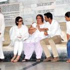 PIX: Bollywood stars bid farewell to Ashok Mehta