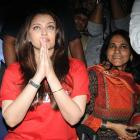 PIX: Aishwarya visits hospital on World AIDS Day