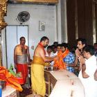 PIX: Prabhu Deva, Sonu Sood visit Siddhivinayak temple