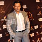 PIX: Salman, Madhuri attend Golden Petal Awards
