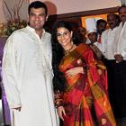 Vidya Balan and Siddharth Roy Kapur get married