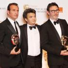 PIX: The Artist, Meryl Streep win big at BAFTA
