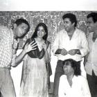 RARE PIX: The Making of Jaane Bhi Do Yaaro
