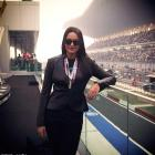 Sonakshi, Gul Panag, Mandira Bedi at Indian Grand Prix