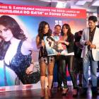 PIX: Yuvraj, Preity launch Sophie Choudhry's new single