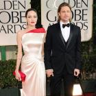 Brangelina 'may have tied the knot' on X'mas