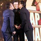 Khan troika dominates Aap Ki Adalat's 21st anniversary celebration