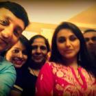 Spotted: Rani Mukerji at Yash Raj studio