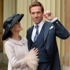 Damien Lewis, Angelina Jolie: A day out in Hollywood
