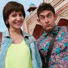 Review: PK's music is passable