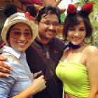 Sunny Leone celebrates Halloween