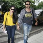 SPOTTED: Great Grand Masti team at the airport