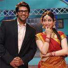 Review: Vasuvum Saravananum Onna Padichavanga makes you cringe