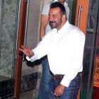 PIX: Sanjay Dutt arrives at Mumbai residence