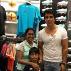 Spotted: Sonu Sood in Dubai