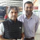 Spotted: Vishal Bhardwaj at Mumbai airport