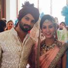 Meet Mr and Mrs Shahid Kapoor!